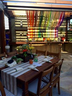 Bar de caipivodka Decoração by WandaZ