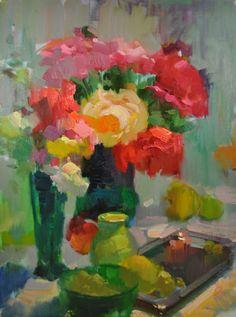 EMILIYA LANE ART: Paintings from Ovanes Berberian workshop - NFS