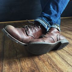 Red Wing Shoes Owners Club | mycultizm: Red Wing's iconic Iron Ranger