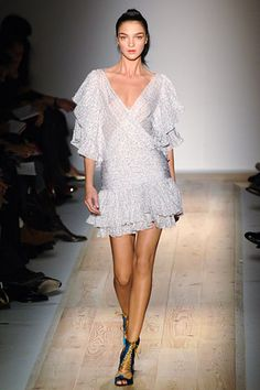 Emanuel Ungaro Spring 2006 Ready-to-Wear Collection