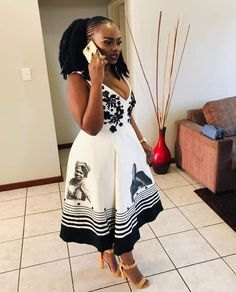 Wedding dresses/traditional attires Source by dmokgethi fashion dresses Latest African Fashion Dresses, African Dresses For Women, African Print Fashion, African Clothes, African Prints, Xhosa Attire, African Attire, African Wedding Attire, South African Traditional Dresses