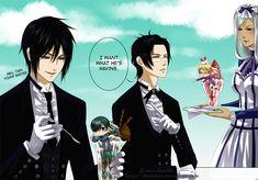 Aww poor Alois!