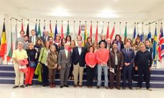 """De Grandes confirma a los empresarios de Fepemta que Talavera """"es prioritaria"""" en el corredor Atlántico y en el Proyecto de la Red Transeuropea de Transportes"""" - 45600mgzn"""