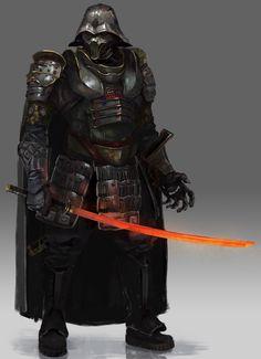 ArtStation - Vader redux , Roberto Robert   ★ || CHARACTER DESIGN REFERENCES™…