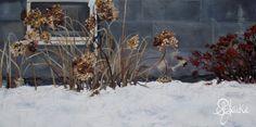 Artist we really like! Hydrangea, The Originals, Artist, Painting, Outdoor, Home, Outdoors, Hydrangea Tree, Painting Art