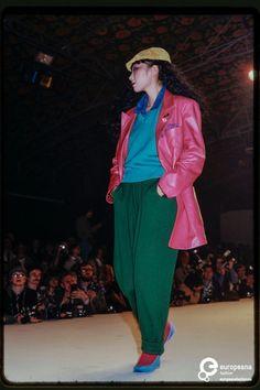 Fashion show Kenzo Takada winter 1978/79 on www.europeanafashion.eu