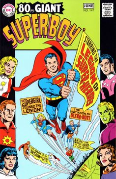 80 Page Giant (Superboy #147)