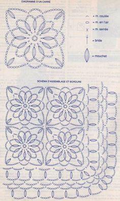 [Crochet] Le châle fleuri - La Boutique du Tricot et des Loisirs Créatifs