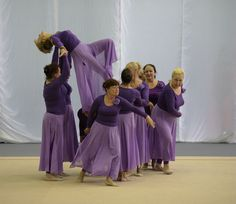 "The festival ""Rossiyanochka"" April 28, 2013 Ivanovo. these women are engaged in art and in their spare time."