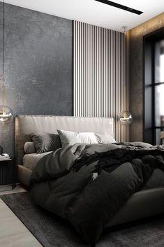 Modern Luxury Bedroom, Luxury Bedroom Design, Room Design Bedroom, Modern Master Bedroom, Minimalist Bedroom, Luxurious Bedrooms, Modern Interior Design, Home Bedroom, Bedroom Ideas