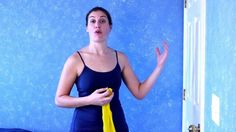 Rotator Cuff Exercises & Stretches with Resistive Bands - Ask Doctor Jo, via YouTube.