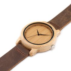 Luxury Brand BOBO BIRD Men Bamboo Wood Watches Men and Women Quartz Clock Fashion Casual Leather Strap Wrist Watch Male Relogio Love it?  #shop #beauty #Woman's fashion #Products #Watch