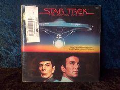 Rare Star Trek Vinyl Record Album the Motion by DecrepitudeAplenty, $20.00