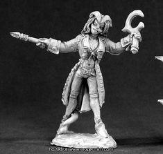 Sindolise, Hellborn Sorceress