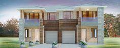 duplex townhouse designs - Google Search