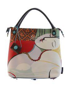 Gabs Bag Gsac Studio Picasso Painting - Medium - Gabs | Lolli shop