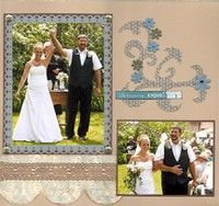 A Project by aprilfool from our Scrapbooking Gallery originally submitted 08/15/11 at 06:40 PM