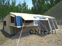 Trailer Tents | ... Camper Trailer Tent (Model CTT6004-DA) - large image for Trailer Tent