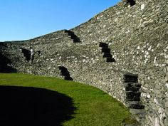 Staigue stone fort is a partly ruined round stone fort, located three miles west of Sneem, on the Iveragh peninsula, County Kerry, Ireland.thanks Fin Erin Go Bragh, Local Activities, Future Travel, Us Travel, Ireland, Places To Go, Scenery, Castle, Landscape