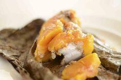 Mi Zheng Rou – Rice-crusted Tender Pork Belly and Pumpkin