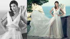 #weddingdress #alessandroangelozzicouture #elisabettacanalis #abitidasposa