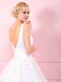 Girls Dresses, Flower Girl Dresses, Marie, Wedding Dresses, Collection, Fashion, Bridesmaid Dress, Wedding Boutiques, Princess Silhouette