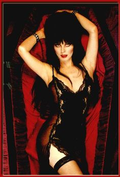Sexy Elvira Mistress of the Dark - Bing images Goth Beauty, Dark Beauty, Elvira Movies, Pin Up, Cassandra Peterson, Horror Icons, Actrices Hollywood, Dark Pictures, Dirty Dancing