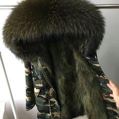 Winter Jackets Women, Coats For Women, Fur Coats For Sale, Concept Clothing, Fur Clothing, Womens Parka, Linnet, Outerwear Women, Fur Collars