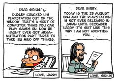Love, Sirius