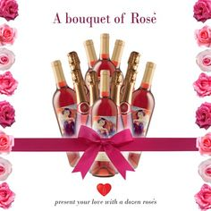 This Valentine's Day, present your love with a bouquet!  http://wsah.org/8z7