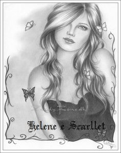 Fantasy and Emotional Drawings - 508 days of butterflies Pencil Drawings, Art Drawings, Drawing Portraits, Pretty Drawings, Adult Coloring, Coloring Pages, Fairy Coloring, Emotional Drawings, Tumblr Sketches