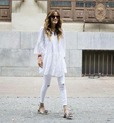 """""""Mi piace"""": 429, commenti: 5 - Edurne Alba (@rebelattitude) su Instagram: """"¡Buenos días! Tenéis nuevo post en el blog (link in bio). Con este vestido chulo de…"""""""