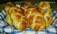Pletenky (fotorecept) - recept   Varecha.sk Bagel, Bread, Food, Basket, Brioche, Brot, Essen, Baking, Meals