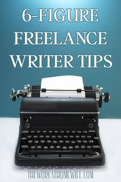 As a freelance content writer, you are a commodity. You have a skill that few people have and that some people are willing to pay a lot of money for.
