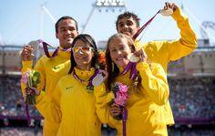 Jerusa Santos e Terezinha Guilhermina, dobradinha brasileira - medalha de ouro e de prata - atletismo - FOTOS:  fotos em paralimpíadas Buda Mendes/ CPB