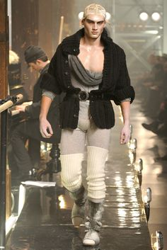 John Galliano | Fall 2011 Menswear Collection | Style.com