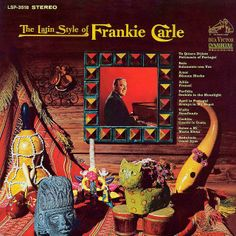Frankie Carle - The Latin Style of Frankie Carle (1966)