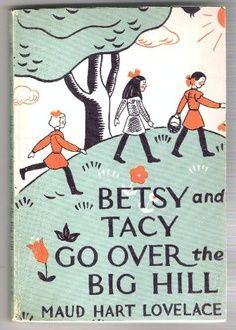 7 Betsy Tacy Books, Maud Hart Lovelace, Harper Trophy Paperbacks, 2000s?