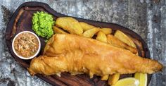 CLASSIC BEER BATTERED FISH AND MUSHY PEAS | Gordon Ramsey