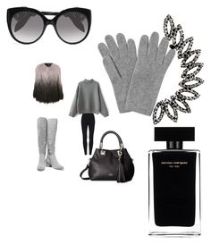 """""""Untitled #288"""" by fra-nerli on Polyvore featuring Halston Heritage, Vince Camuto, L.K.Bennett, Alexander McQueen and Narciso Rodriguez"""