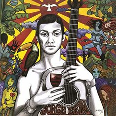 "O psicodélico LP ""Jorge Ben"" de 1960 com ""Take It Easy My Brother Charles"" Lp Cover, Cover Art, Cd Rock, Music Covers, Album Covers, Lps, Lp Vinyl, Vinyl Records, Samba Brazil"