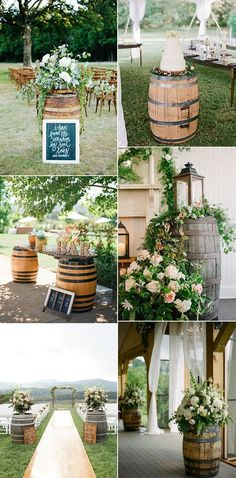 2017 trending wine barrel inspired country wedding ideas Source by Wedding Ceremony Ideas, Wedding Reception Tables, Fall Wedding, Dream Wedding, Wedding Country, Wedding Advice, Wedding Rustic, Reception Ideas, Vintage Country Weddings