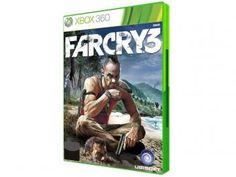 Far Cry 3 para Xbox 360 - Ubisoft