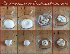 Lievito madre: uso, gestione e conservazione | Fables de Sucre Sweet Cakes, Bread Baking, Mousse, Kefir, Buffet, Pane Pizza, Food And Drink, Homemade, Breakfast