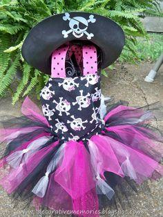 cute pirate costume