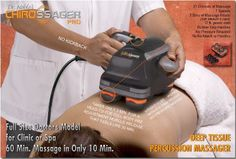 Chirossager Pro Full Body Deep Percussor Massager >>> To view further for this item, visit the image link.