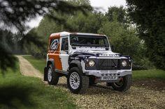 carsource2015.com - 2014 Land Rover Defender Challenge
