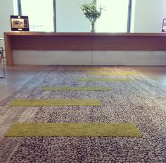 Beautiful install of Interface Human Nature #ifinhumannature installed in our New York office - Picture courtesy of Jon Khoo