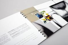 british council corporate brochure by Magesh L P, via Behance