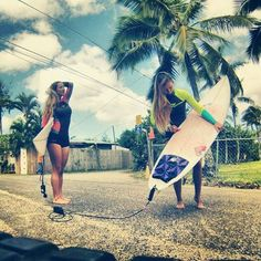 Surfer Girls!! www.liketosurf.com